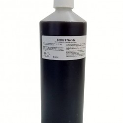 1 Kg Ferric Chloride Solution 40% (FeCl3) Working Strength for PCB