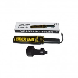 Portable Handheld Metal Detector For Body Security Scanner