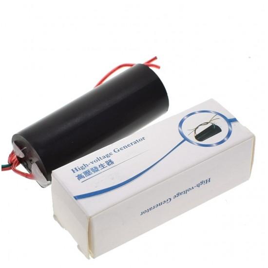 High Voltage Transformer DC 3v-6v to 400kV Boost Step-up Power Module High-voltage Generator 400000V