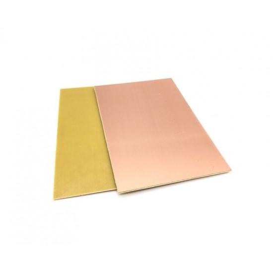 Printed Circuit Board PCB - Single Layer 30cm x 20cm White Plate