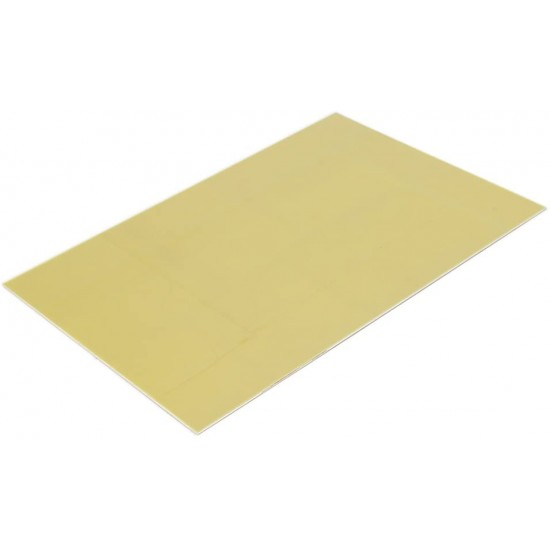 Printed Circuit Board PCB - Double Layer 30cm x 20cm White Plate