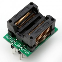 Adapter SOP28 to DIP28