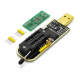 USB Programmer CH341A Series Burner Chip 24 EEPROM BIOS Writer 25 SPI Flash + CD