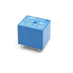 Relay 24V 10A -  5 Pin PCB