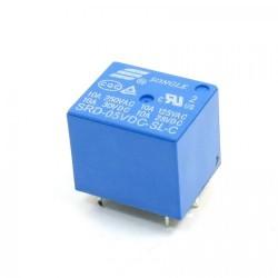 Relay 5V 10A -  5 Pin PCB