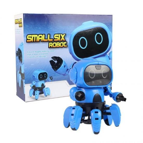 DIY Small Six Robot