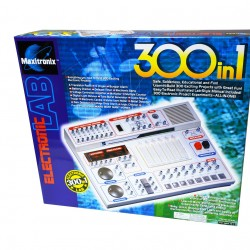ELECTRONIC PROJECT LAB 300 IN ONE