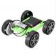 Mini Solar Powered Toy DIY Car Kit Children Educational Gadget