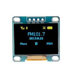 Display OLED 128X64 Module for Arduino