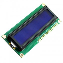 LCD Display 16x2 Character