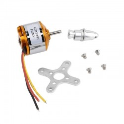 A2212 Brushless Motor with Banana Plugs (930 KV)