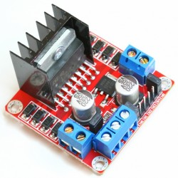 L298N Dual H Bridge DC Stepper Motor Module