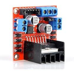 L298N Dual H Bridge DC Stepper Motor Module