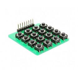 Matrix Keypad 4x4 Module 16 Button for MCU or Arduino