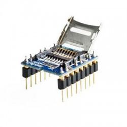 Mini SD Card MP3 Sound Module Voice Player Module  WTV020SD