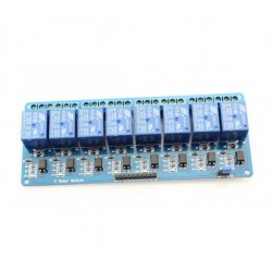 Relay Module 5V DC 8 Channel