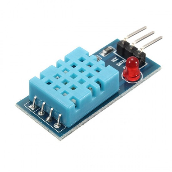 DHT11 Module Digital Temperature and Humidity Sensor