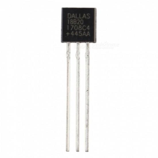 DS18B20  TO-92 Digital Temperature Sensor