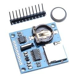Data Logging Module - RTC and micro SD Card