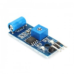 Digital Vibration Sensor Module