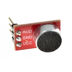 Electret Microphone Breakout