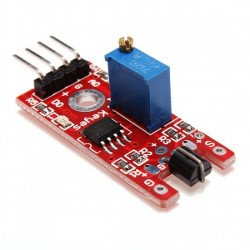 Human Body Touch Sensor Module KY-036  for Arduino