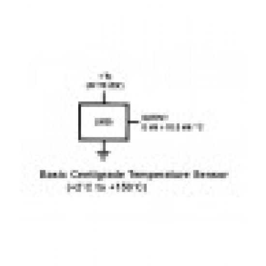 LM35DZ Temperature Sensors