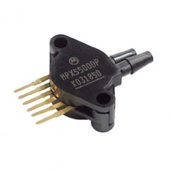 MPX5050DP  Differential Pressure Sensor 0 to 5V 50kPa