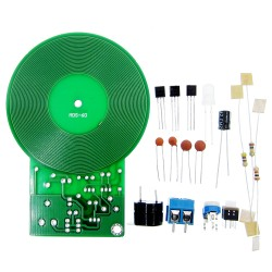 Metal Detector Electronic Kit DC 3V-5V 60mm -  DIY Kit