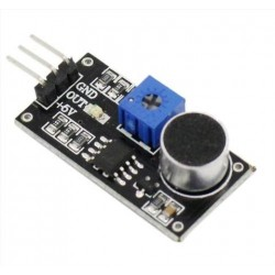 Microphone Sound Detection Sensor Module LM393