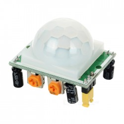 PIR Body Motion Sensor Module