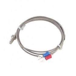 Thermocouple K-Type Temperature Range 0-800C Sensor Probe