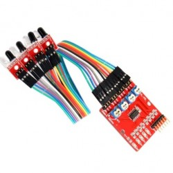 Four-Way Infrared Tracking Modules