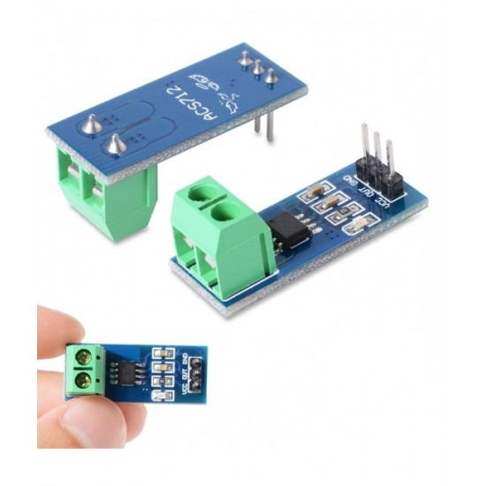ACS712 Chip Electric Current Sensor Module 5V 20A Range