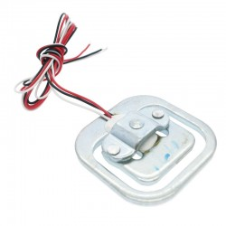 Human Scale Body Load Cell Resistance Strain Weight Sensor 50KG