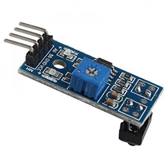 Line Follower 1 Channel TCRT5000 IR Sensor Module