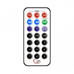 IR Receiver Module Wireless Remote Control
