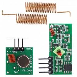 RF Transmitter Receiver Module 315MHz