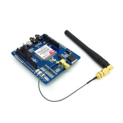 SIM900 GSM GPRS Shield with Arduino