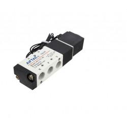 Solenoid Air Valve 5 Port 4 Way 2 Position 220V AC 4V210-08