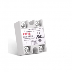 Solid State Relay SSR - 40A 380VAC Control Voltage