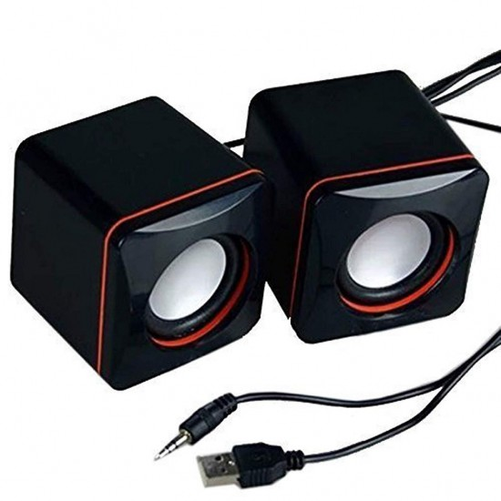 Speakers Multimedia 2.0