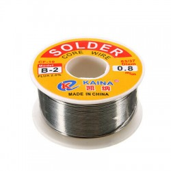 Tin Lead Solder Wire Rosin Core Soldering 200g 0.8mm