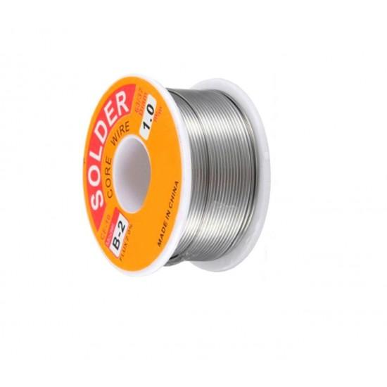 Tin Lead Solder Wire Rosin Core Soldering 200g 1mm
