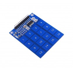 Touch Keypad TTP229 for Arduino 4 X 4 Capacitive