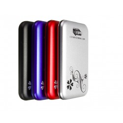 USB 3.0 Portable SATA HDD 2.5 Enclosure External Case