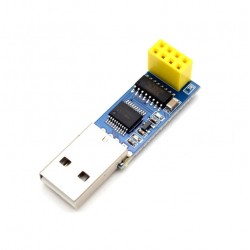 USB Adapter Board for NRF24l01 Modules or Wifi Modules