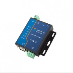 USR-TCP232-410S / Modbus to Ethernet Converters