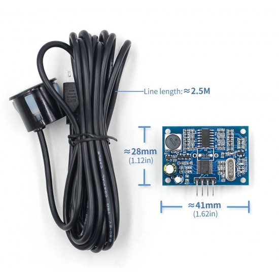 Ultrasonic Module  JSN-SR04T Waterproof